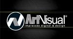 Logo ArtVisual Comunicação Visual Personalizada