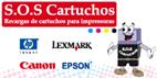 Logo S.O.S Cartuchos