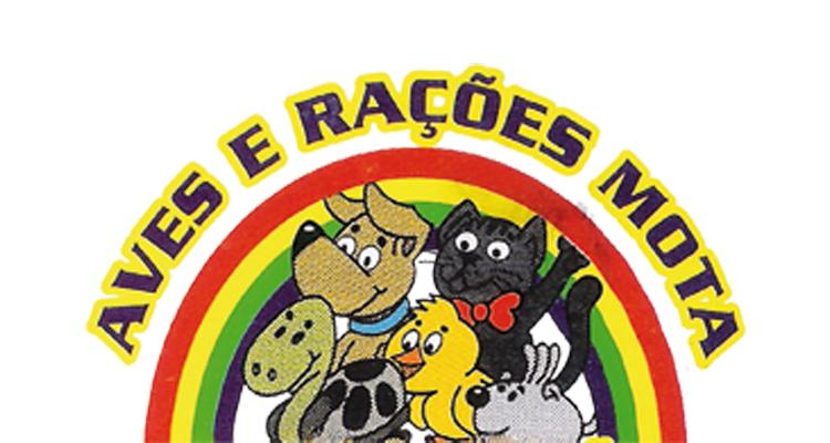 Logo Aves e Rações Mota