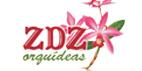 Logo ZDZ Orquídeas