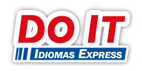 Logo DO IT - Idiomas Express