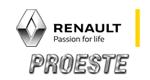 Logo Proeste Renault