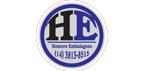 Logo Homero Embalagens / Hirota Papelaria - Loja 03