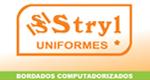 Logo Stryl Uniformes