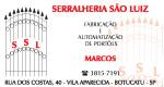 Logo Serralheria São Luiz