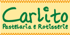Logo Carlito Pastelaria e Rotisserie - Mercadão Municipal