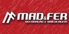Logo Mad&Fer Decoração e Bricolagem