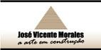 Logo Vicente Morales Construção Civil