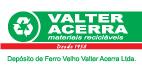 Logo Valter Acerra Materiais Recicláveis