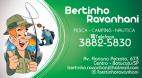Bertinho Ravanhani Pesca e Camping