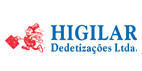 Logo Higilar Dedetizações Ltda.