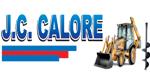 Logo Calore Terraplenagem, Caçambas e Perfuratriz