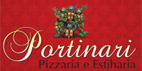 Logo Portinari Pizzaria