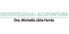 Logo Dra. Michelle Julia Ferrás CRO/SP 72592