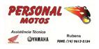 Logo Personal Motos