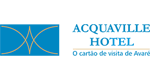 Logo Acquaville Hotel e Restaurante