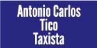 Logo Tico Taxista - 24 horas
