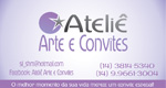 Logo Ateliê Arte e Convites