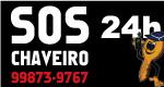 Logo S.O.S Chaveiros do Edvaldo