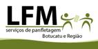Logo LFM Panfletagem