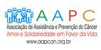 Logo AAPC - Assoc. de Assistência e Prevenção ao Câncer