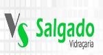 Logo Vidraçaria Salgado