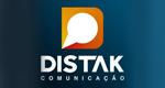 Logo Distak Comunicação Visual