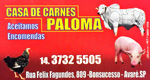 Logo Casa de Carnes Paloma