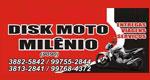 Logo Disk Moto Milênio