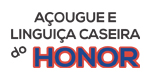 Logo Açougue e Linguiça Caseira do Honor