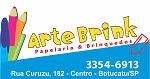 Logo Arte Brink Papelaria & Brinquedos