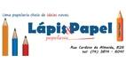Logo Lápis e Papel - Livraria e Papelaria