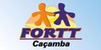 Logo Fortt Caçambas, Broca Perfuratriz e Bate Estacas