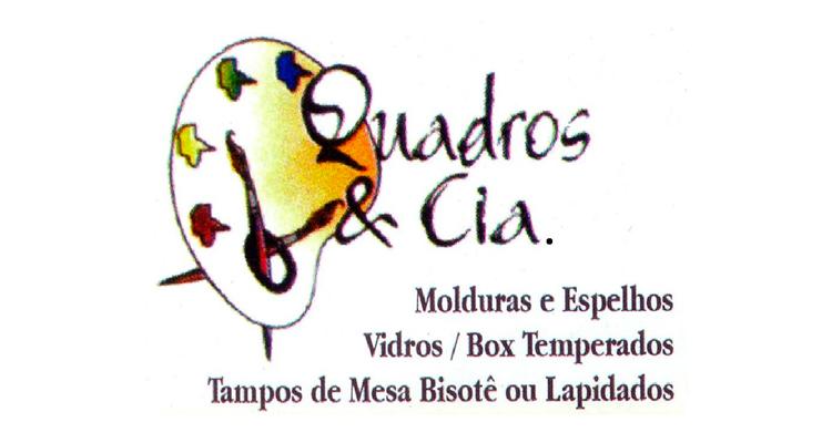 Logo Quadros e Cia