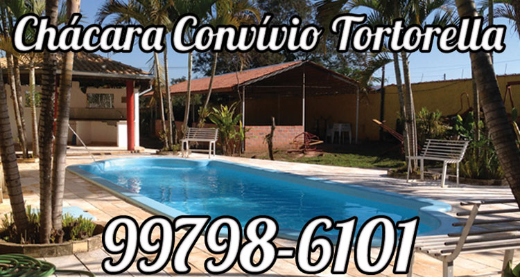 Chácara Convívio Tortorella