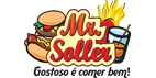 Logo Disk Lanches Mr. Soller
