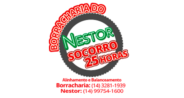Logo Borracharia do Nestor