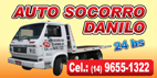Logo Auto Socorro Danilo