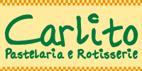 Logo Carlito Pastelaria e Rotisserie