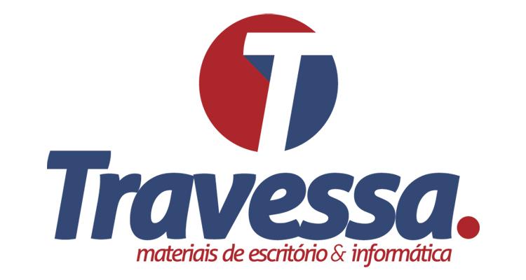 Logo Travessa Papelaria