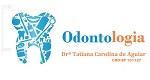 Logo Odontologia Dra. Tatiana Carolina de Aguiar CRO/SP 101127