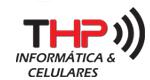 Logo THP Informática