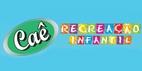 Logo Caê Recreação Infantil