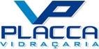 Logo Vidraçaria Placca