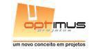 Logo Optimus Projetos
