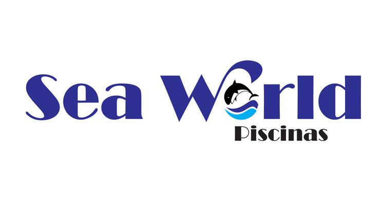 Logo Sea World Piscinas