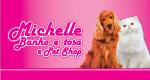 Logo Michelle Banho e Tosa