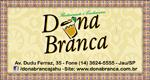 Logo Dona Branca Restaurante e Cachaçaria