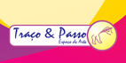 Logo Traço & Passo Espaço da Arte
