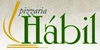 Logo Hábil Pizzaria